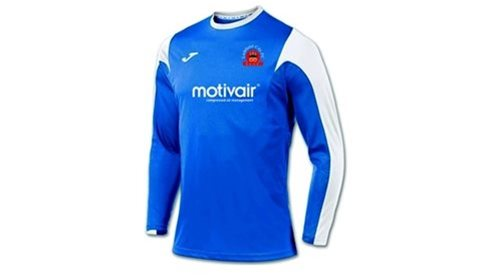 Motivair are proud sponsors of Lichfield City FC U18-May 2017