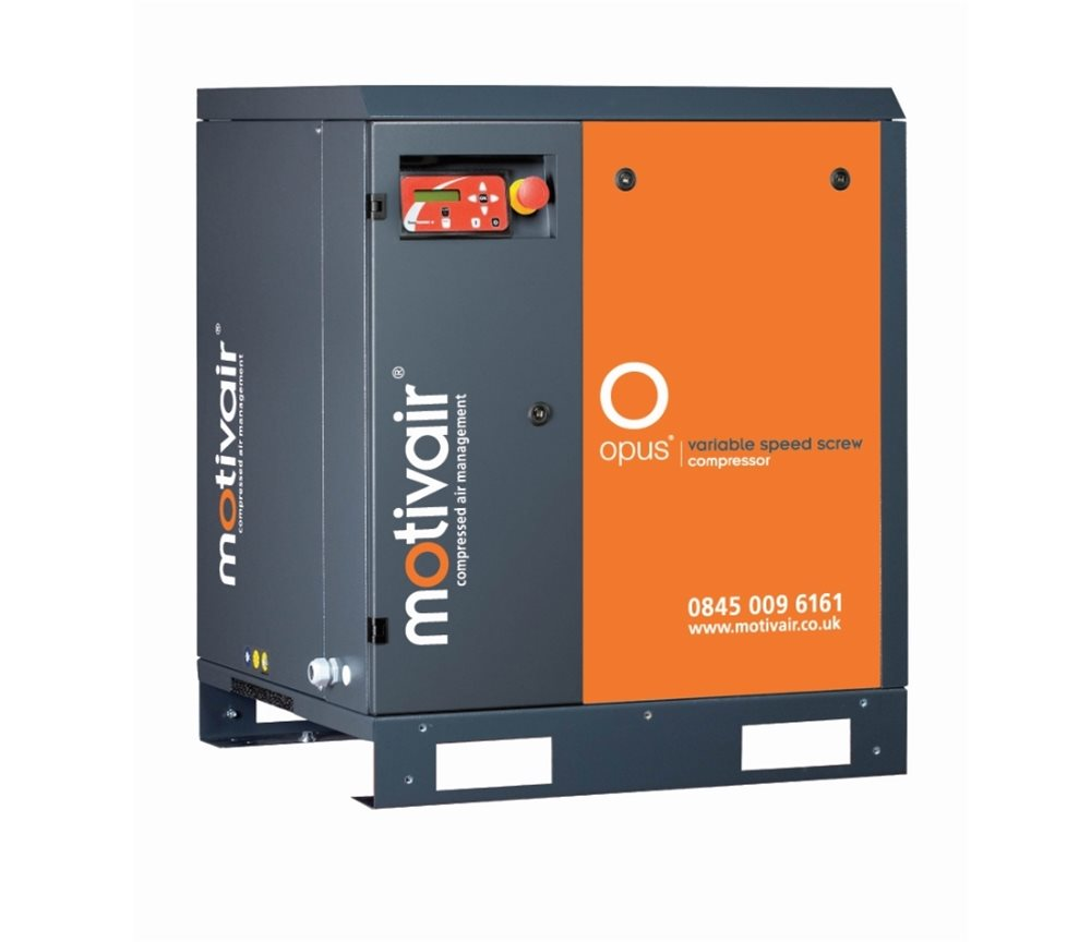 Opus Variable Speed Screw Compressor