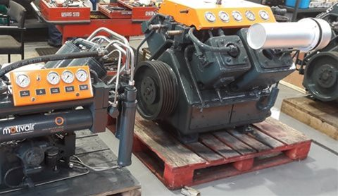 Refurbished Air Compressors