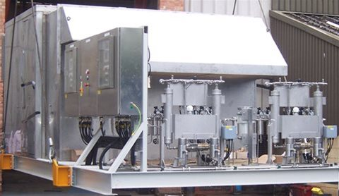 Compressor Skid Packages