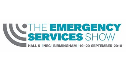 Find us at the Emergency Services Show 2018!