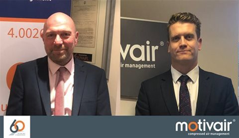 Motivair Welcomes New Starters