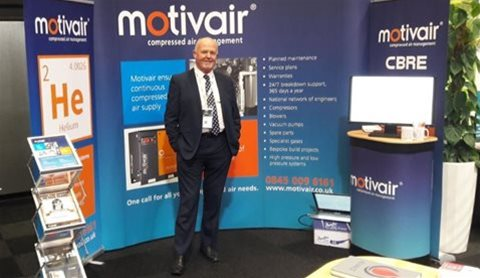 Motivair compressor experts
