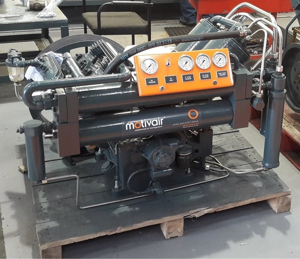 Motivair Used Compressor