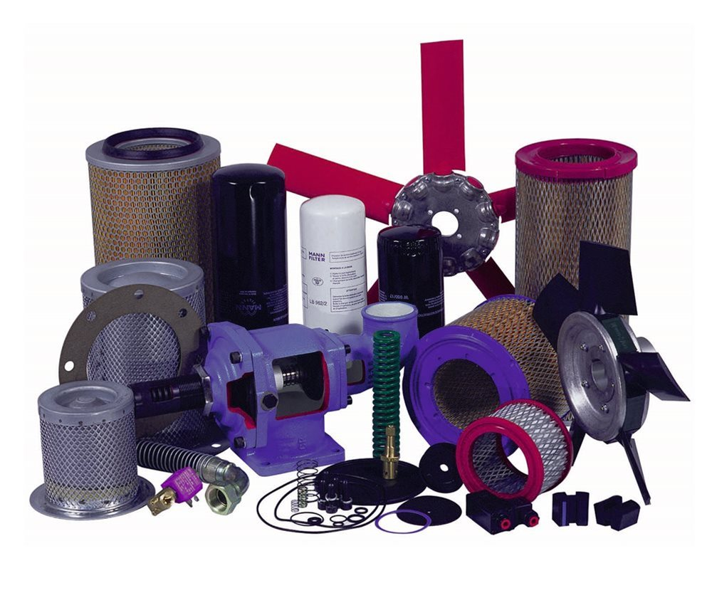 OEM Compressor Parts From Motivair