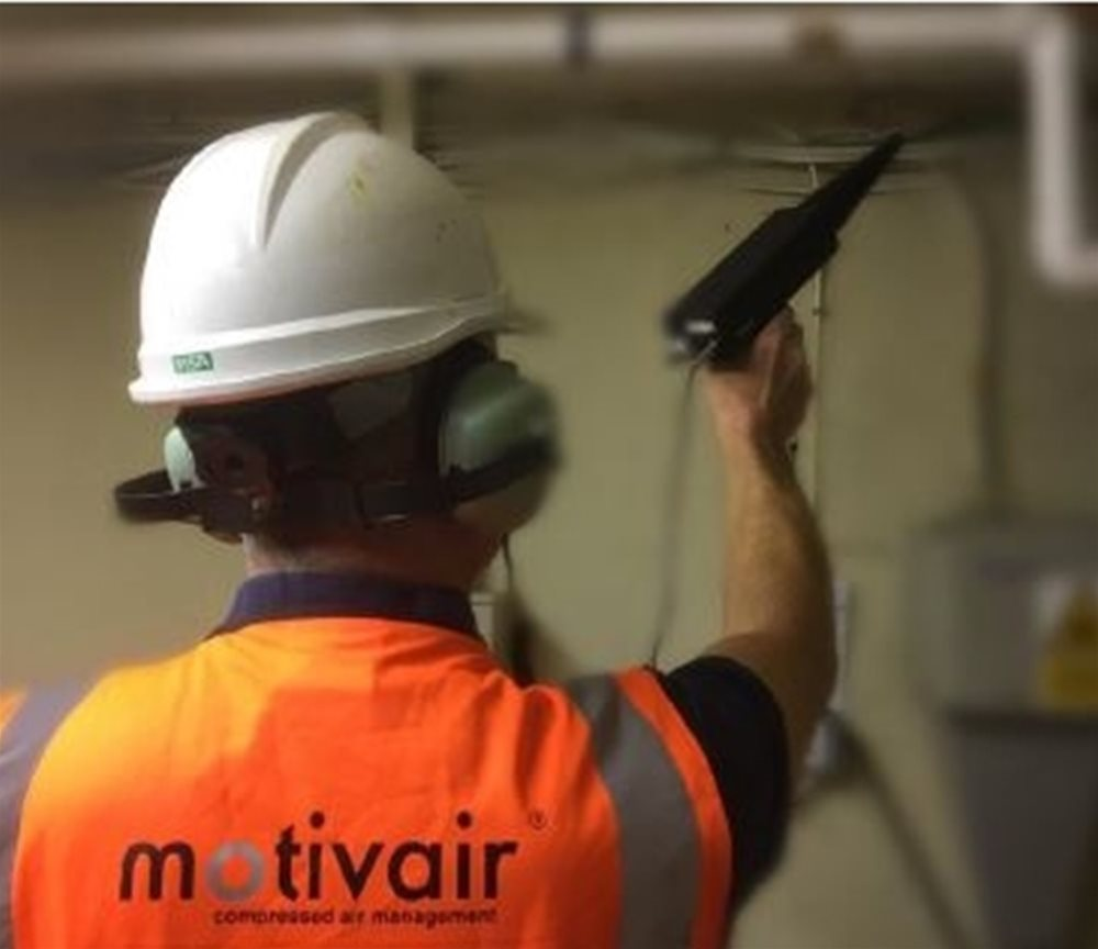 Motivair Air Leakage Survey