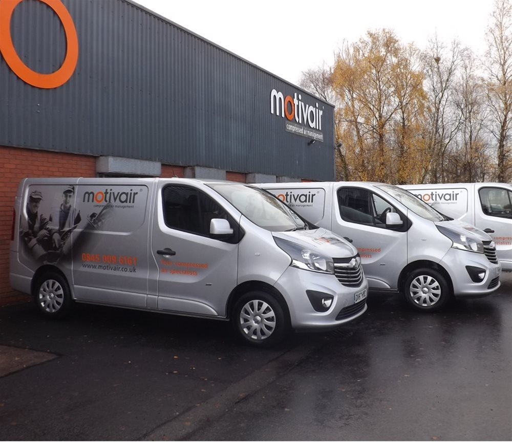 Motivair Air Compressor Repair Engineers