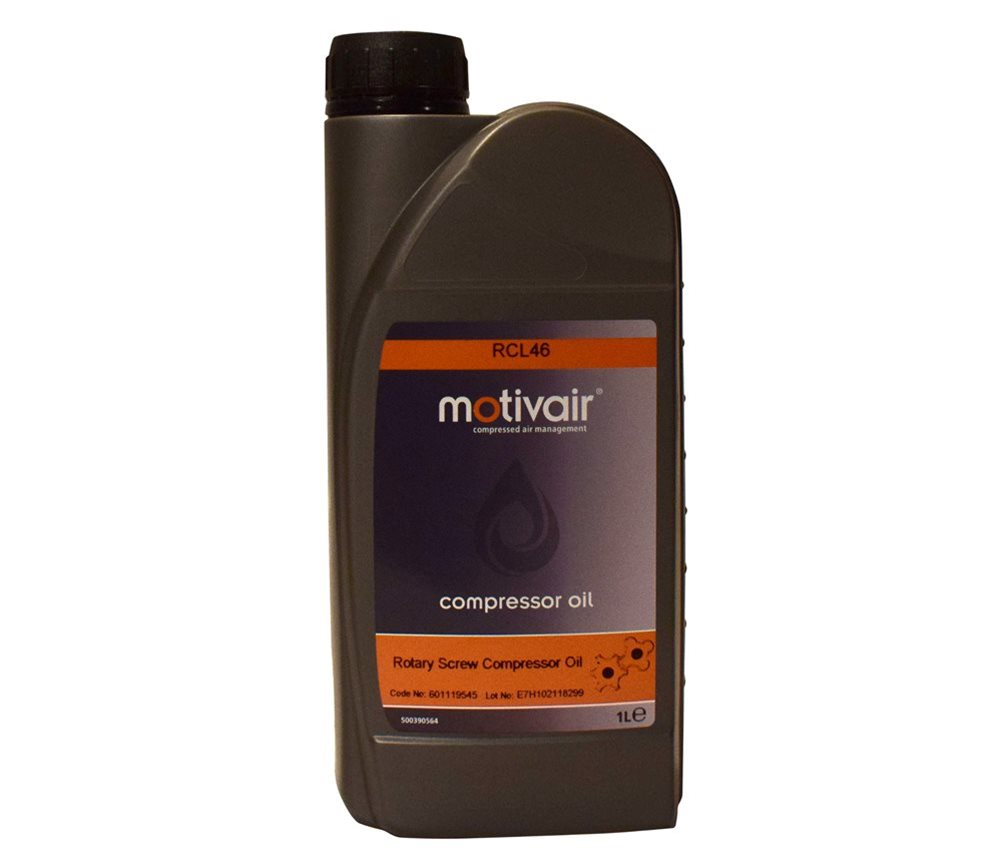 Air Compressor Oil Motivair 1L