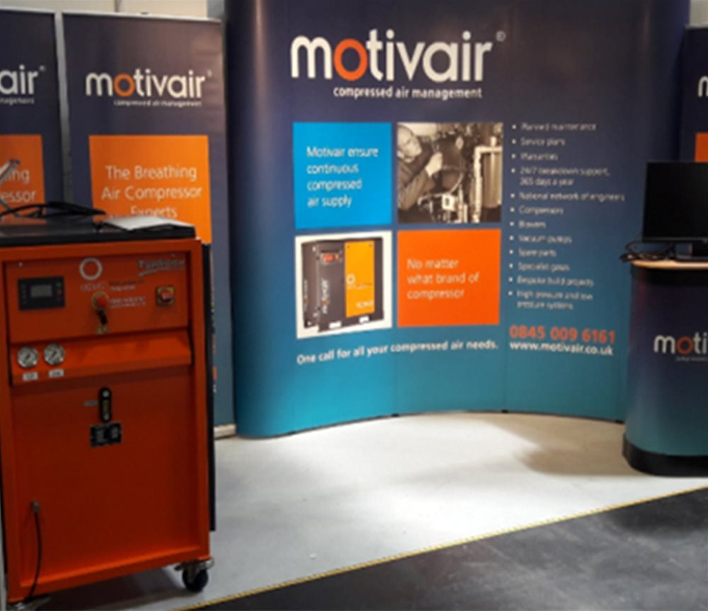 Motivair Emergency Services Show 2019