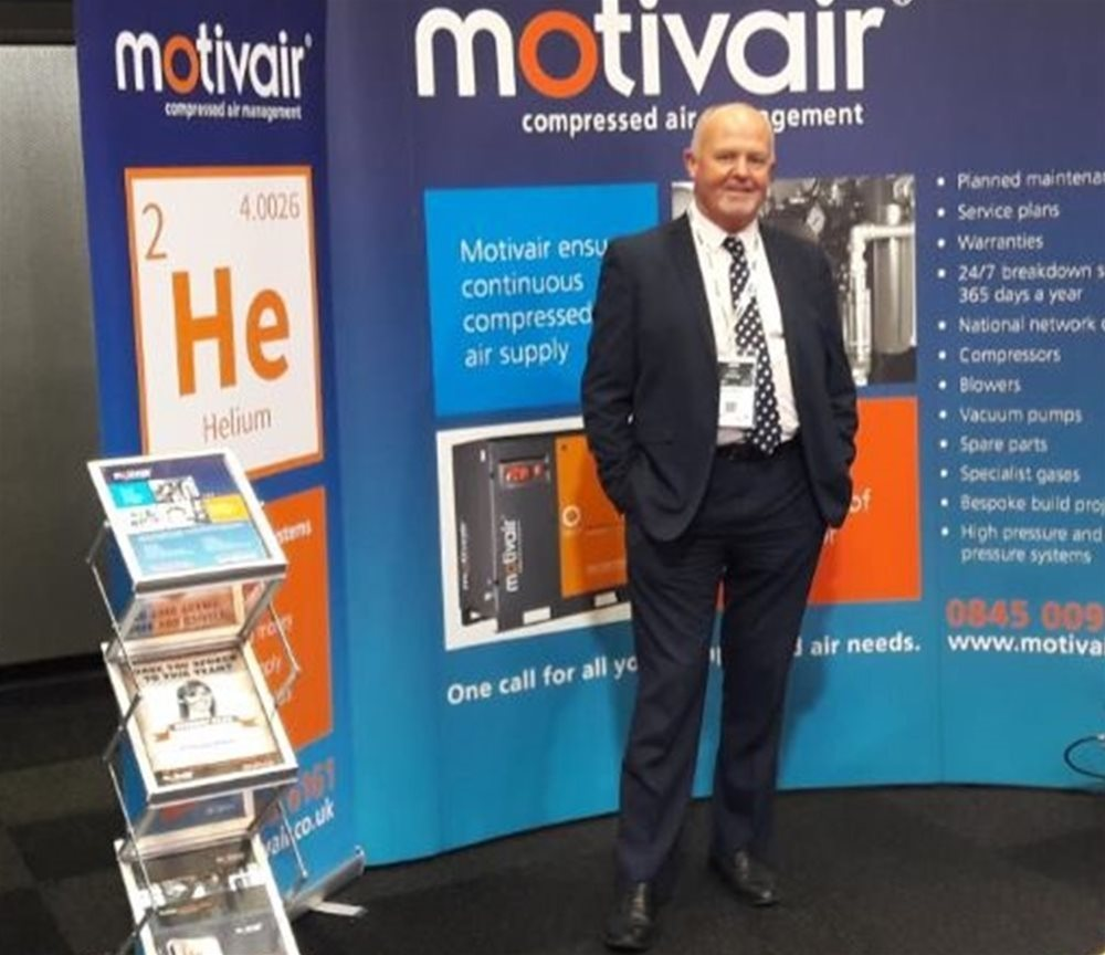 Motivair air compressor experts